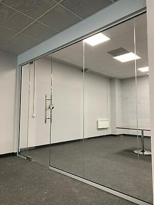 Glass Partition Perfect For Office Glass Partitioning