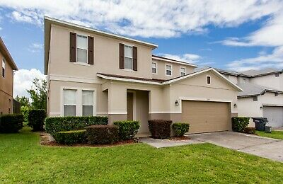 BigDisneyVilla' 4 Bed Pool/spa Orlando Home Disney/Golf courses sleeps up to 8