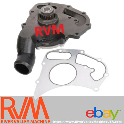 Water Pump [6924950] w/ Gasket for Bobcat Telescopic Handlers & VersaHandlers