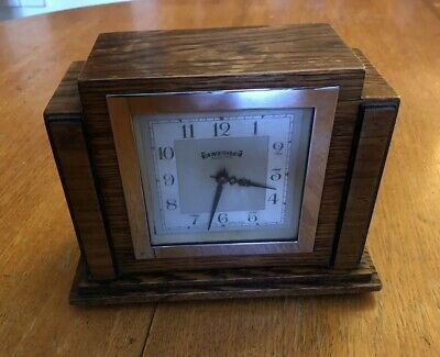 Vintage Keynote Electric Mantle Clock