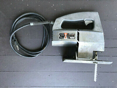 Vintage ASHLAND SABRE SAW Model 1710 Tested Working jig saw power tool AC