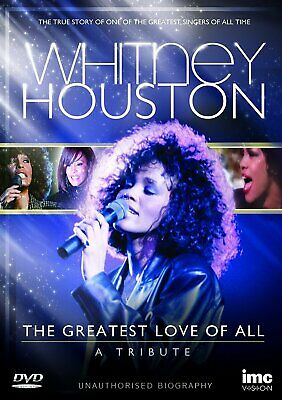 Whitney Houston - The Greatest Love of All - A Tribute (DVD) Whitney Houston