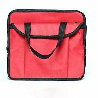 Auto Accessories Car Organizer Trunk Collapsible Toys Food Storage Bags AU