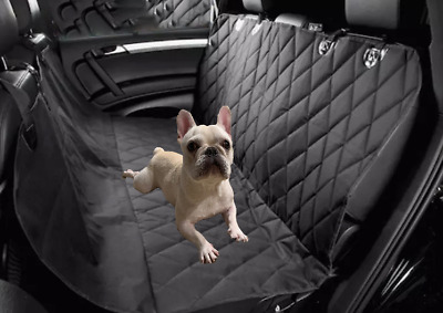 Pet Hammock Car SUV Seat Cover Rear Bench Protection Waterproof for Dog & Cat