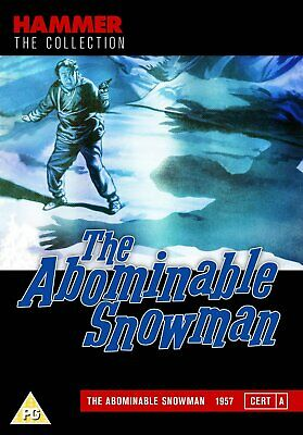 The Abominable Snowman [1957] (DVD) Peter Cushing, Forrest Tucker
