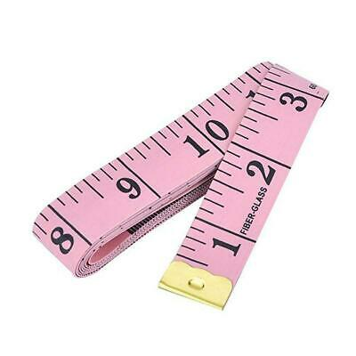Body Measuring Tape Ruler Sewing Cloth Tailor Measure X8L3 Flat Soft 150cm X1E2