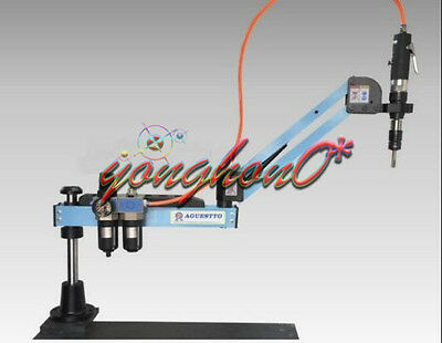 Universal M3-M12 Flexible Arm Pneumatic Tapping Machine Multi-direction Tapping