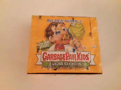 2004 GARBAGE PAIL KIDS All New Series 3 - Box w/ 36 Packs - ANS3
