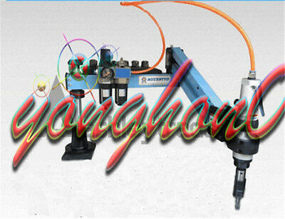 vertical New Flexible Arm Pneumatic Tapping Machine Tapping M3-M12