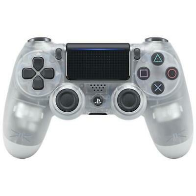 SONY Controller Dualshock 4 V2 Crystal Wireless