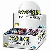 UFS Capcom Platinum Series Booster Dispaly New and Sealed