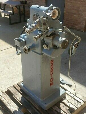 Gorton Universal Tool And Cutter Grinder No. 375-2