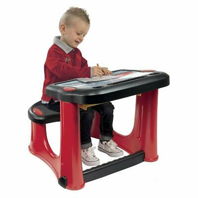 Childrens Disney Cars 3 Activity Kids Educational Desk With Storage Space
