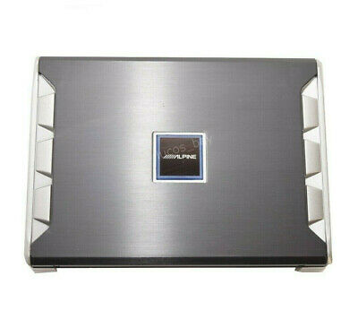 New Alpine Pdr-M65 Monoblock 1300W Max Subwoofer Car Stereo Bass Amplifier