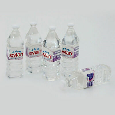 Mineral Spring Water Miniature Dollhouses Drink Supply 1/6 Model New Toy 1/ O1L3