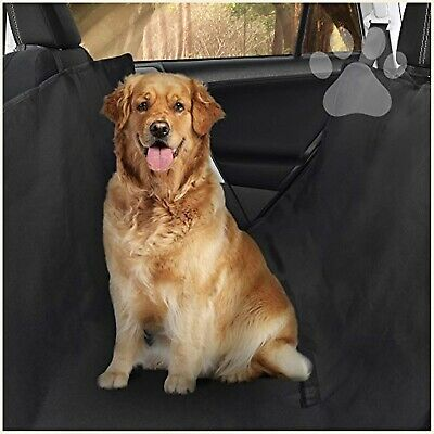 Pet Car Seat Cover for Dogs Cats Back Hammock Truck SUV Protector Mat Blanket