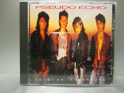 Love an Adventure by Pseudo Echo (CD,1987, RCA Records)