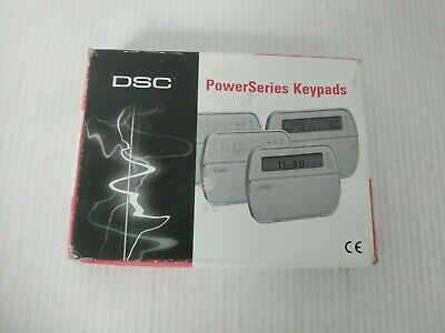 DSC PowerSeries Keypads RFK5501 -64Z WLS PICTURE ICON KP ADT