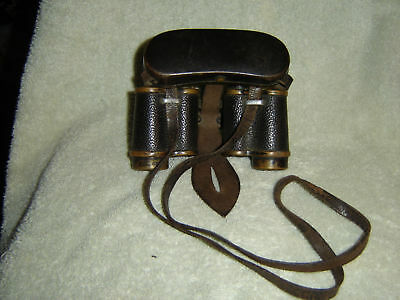 GOERZ (Berlin) Trieder Binocle 6x Vintage WW2 or WW1 Military