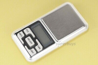 0.01- 200g Gram LCD Digital Mini Portable Lighter Weighing Scale Weight Jewelery