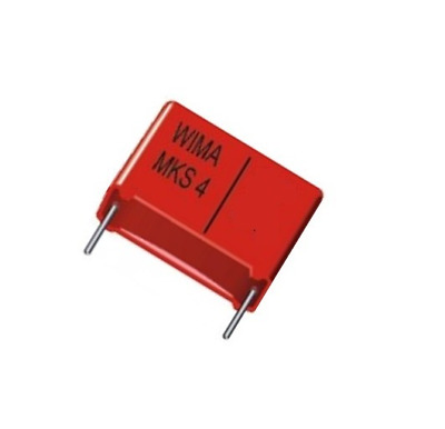 Pack of 5 Wima Polyester Capacitor Mini 330nf 63v Condenser 330000pF 0.33uF