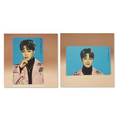 [JIMIN] BTS Bangtan Boys Official STICKER CARD of The Wings Tour Concert Goods