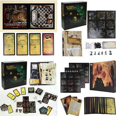 Betrayal At House On The Hill 2nd Edition Board Game Avalon Hill Bruce Glassco