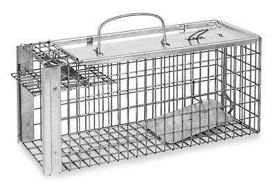 Defenders Small Animal Rat & Squirrel Humane Live Catch Cage Trap