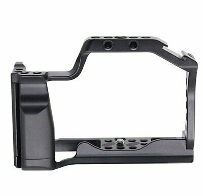 Aluminum Alloy Camera Cage w/Arca Swiss QR Plate for Canon EOS M50 /EOS M5