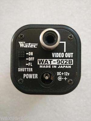 1pcs Used WATEC WAT-902B  industrial cameras  tested OK