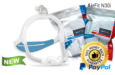 ResMed AirFit N30i Nasal CPAP Mask & Headgear KIT - All Sizes