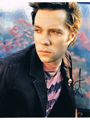 "Rufus Wainwright 1973- genuine autograph IN PERSON signed 6""x8"" photo gsinger"