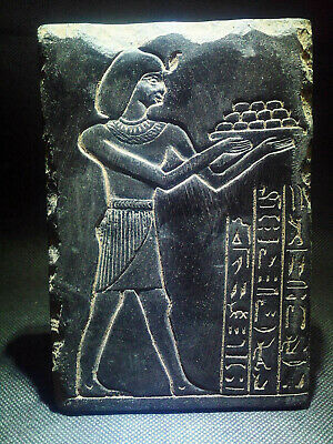 EGYPTIAN ANTIQUES ANTIQUITY Stela Stele Stelae 1549-1309 BC