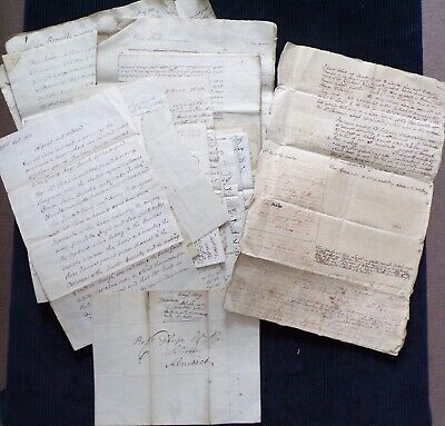 Collection of Documents, Lord Crewe's Lead Mines, County Durham, 1777-1821