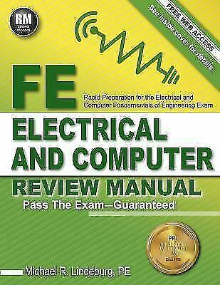 PDF-FE Electrical and Computer Review Manual by Michael R-PDF