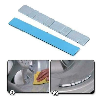 1 Box (100 strips)  Adhesive Lead Free 60G Strips StickOn Wheel Balance Weights