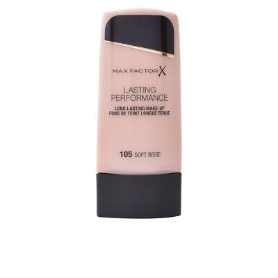 Makeup Max Factor women LASTING PERFORMANCE touch proof #105-soft beige
