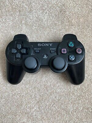 Sony Playstation 3 PS3 Official Genuine SixAxis Wireless Controller CECHZC1U