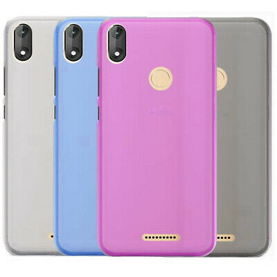 For Wiko View Max New Anti Skid TPU Matte Gel skin case cover