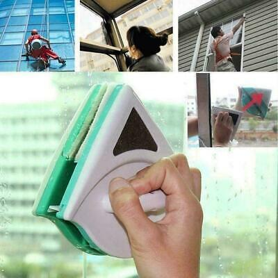 Double Sided Magnetic Window Cleaner Glass Surface Cleaning Aquatic Wiper B R8L3