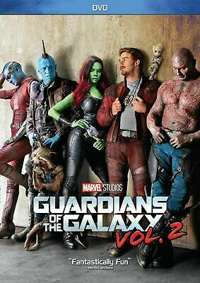 Guardians of the Galaxy Vol. 2 (DVD, 2017) New & Sealed!