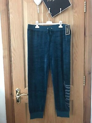 BNWT JUICY COUTURE bottoms Size L velour bottoms RRP €180 100% Genuine BNWT