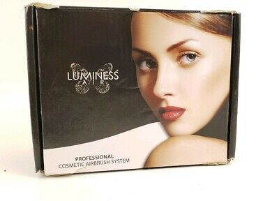 LUMINESS Air Professional Cosmetic Airbrush System Black PC-250BK