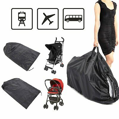 Infant Pushchair Travel Bag Umbrella Bag Stroller Pram Cover AU Stock OD
