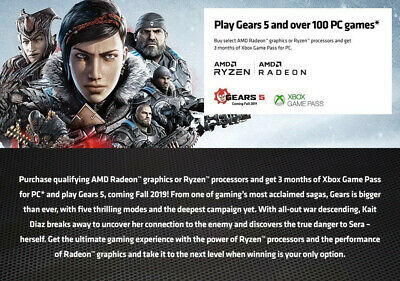 Xbox PC Game Pass - 3 Months