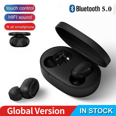 For Xiaomi Redmi TWS Airdots Headset Bluetooth 5.0 Headphone Stereo Earbuds BE