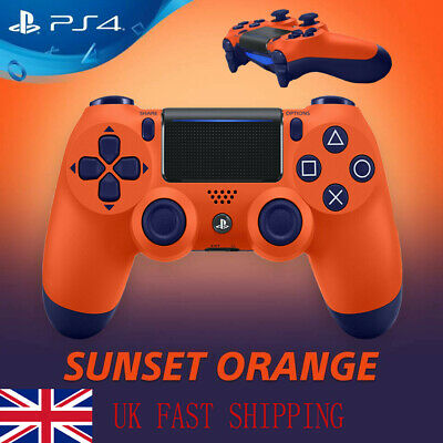 PS4 Wireless Controller Game Pad PlayStation Dualshock 4 For SONY PS4 Orange~