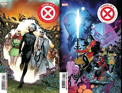 House Of X & Powers Of X #1 Bundle Pack (2019) Vf/Nm Marvel