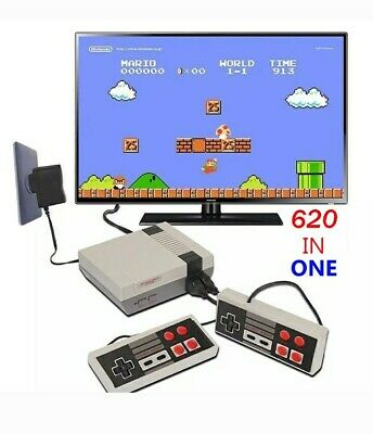 Nintendo Inspired Retro Mini Classic Edition  620 Games (U.S. Seller)