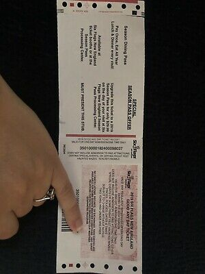 Six Flags New England Any Day Ticket 2019